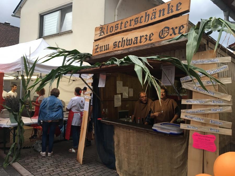 Mittelaltermarkt 2017